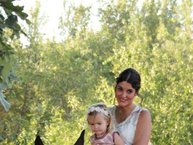La boda de Toni y Lulu en La Nava De Jadraque, Guadalajara 8