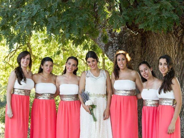 La boda de Toni y Lulu en La Nava De Jadraque, Guadalajara 9