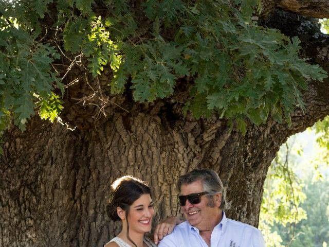 La boda de Toni y Lulu en La Nava De Jadraque, Guadalajara 10
