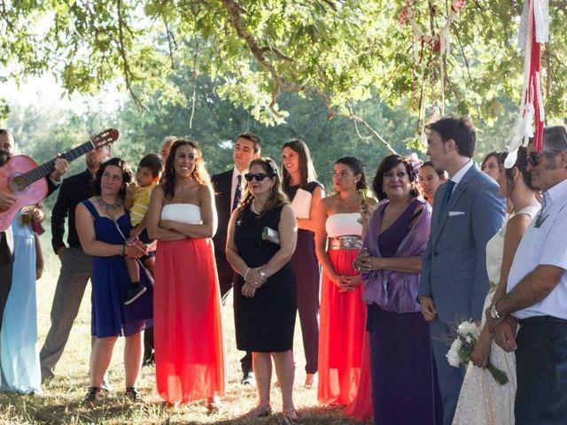 La boda de Toni y Lulu en La Nava De Jadraque, Guadalajara 13