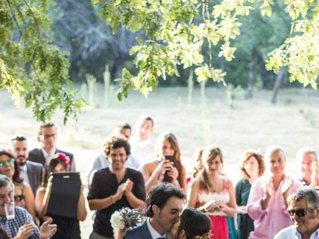 La boda de Toni y Lulu en La Nava De Jadraque, Guadalajara 14