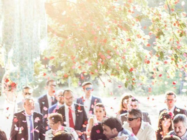 La boda de Toni y Lulu en La Nava De Jadraque, Guadalajara 15