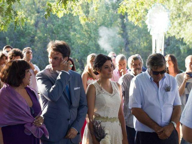 La boda de Toni y Lulu en La Nava De Jadraque, Guadalajara 16