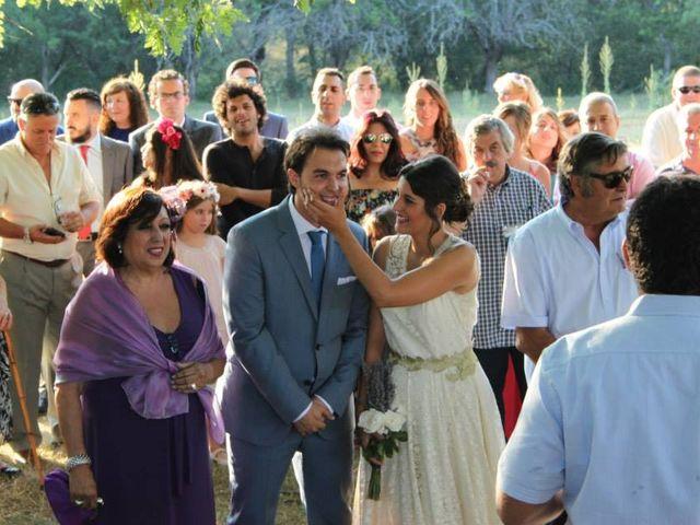 La boda de Toni y Lulu en La Nava De Jadraque, Guadalajara 17