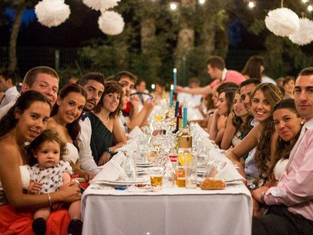 La boda de Toni y Lulu en La Nava De Jadraque, Guadalajara 26