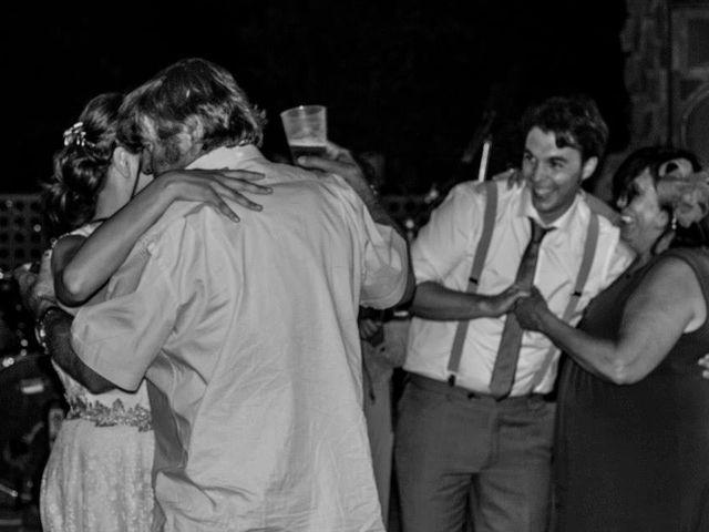 La boda de Toni y Lulu en La Nava De Jadraque, Guadalajara 27