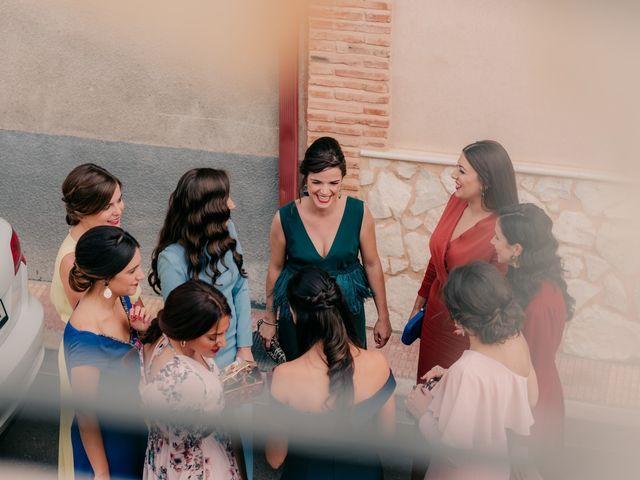 La boda de Ismael y Ana en Villarrubia De Los Ojos, Ciudad Real 25