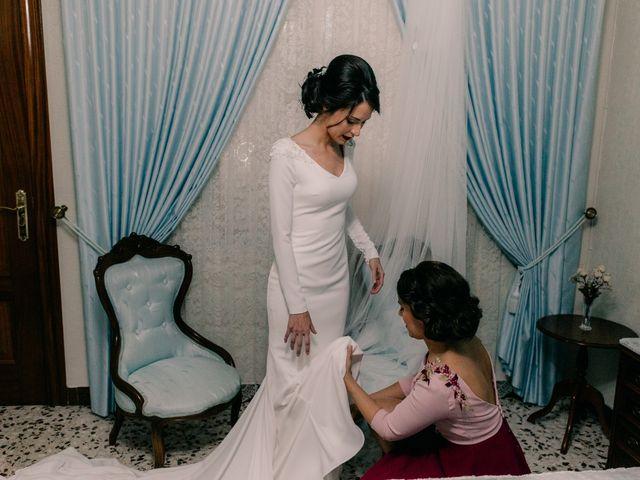 La boda de Ismael y Ana en Villarrubia De Los Ojos, Ciudad Real 27