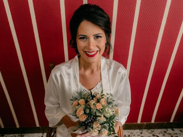 La boda de Ismael y Ana en Villarrubia De Los Ojos, Ciudad Real 30