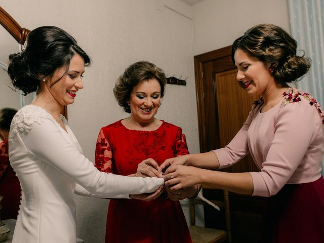 La boda de Ismael y Ana en Villarrubia De Los Ojos, Ciudad Real 31