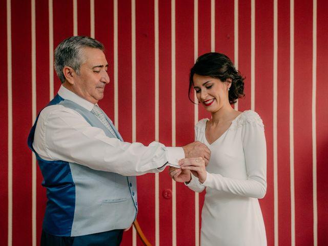 La boda de Ismael y Ana en Villarrubia De Los Ojos, Ciudad Real 32