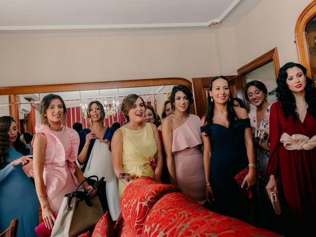 La boda de Ismael y Ana en Villarrubia De Los Ojos, Ciudad Real 33