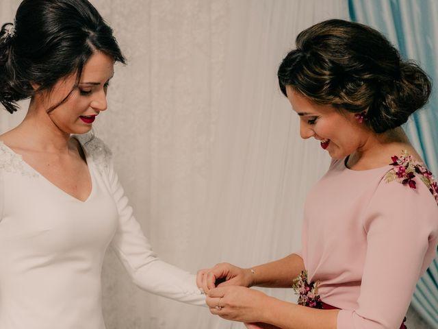 La boda de Ismael y Ana en Villarrubia De Los Ojos, Ciudad Real 34