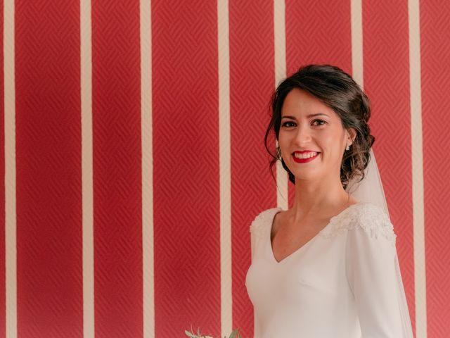 La boda de Ismael y Ana en Villarrubia De Los Ojos, Ciudad Real 35