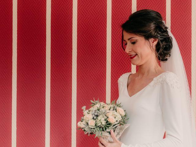 La boda de Ismael y Ana en Villarrubia De Los Ojos, Ciudad Real 38