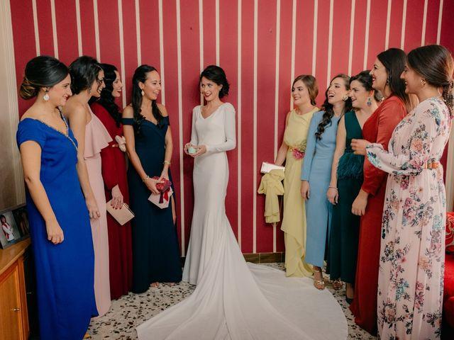 La boda de Ismael y Ana en Villarrubia De Los Ojos, Ciudad Real 41