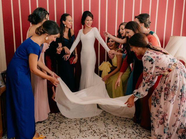 La boda de Ismael y Ana en Villarrubia De Los Ojos, Ciudad Real 43