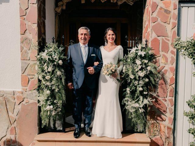 La boda de Ismael y Ana en Villarrubia De Los Ojos, Ciudad Real 44
