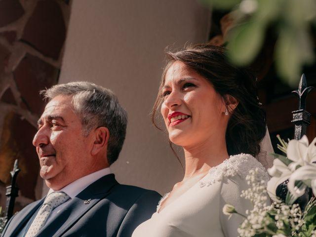 La boda de Ismael y Ana en Villarrubia De Los Ojos, Ciudad Real 45