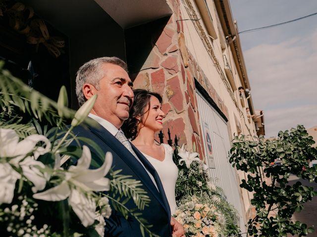 La boda de Ismael y Ana en Villarrubia De Los Ojos, Ciudad Real 50