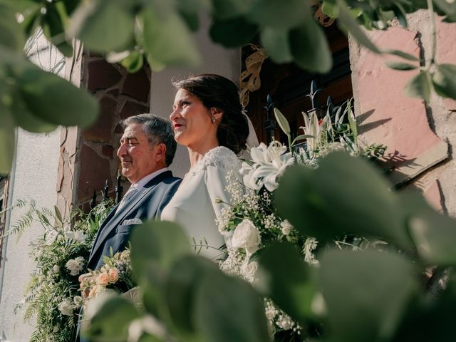 La boda de Ismael y Ana en Villarrubia De Los Ojos, Ciudad Real 51