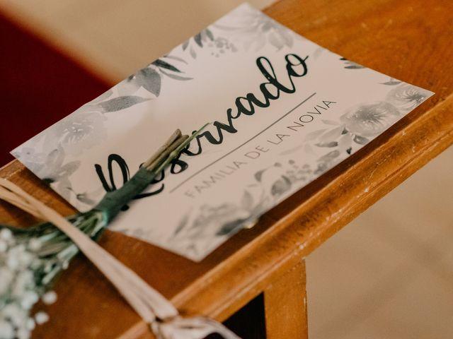 La boda de Ismael y Ana en Villarrubia De Los Ojos, Ciudad Real 52
