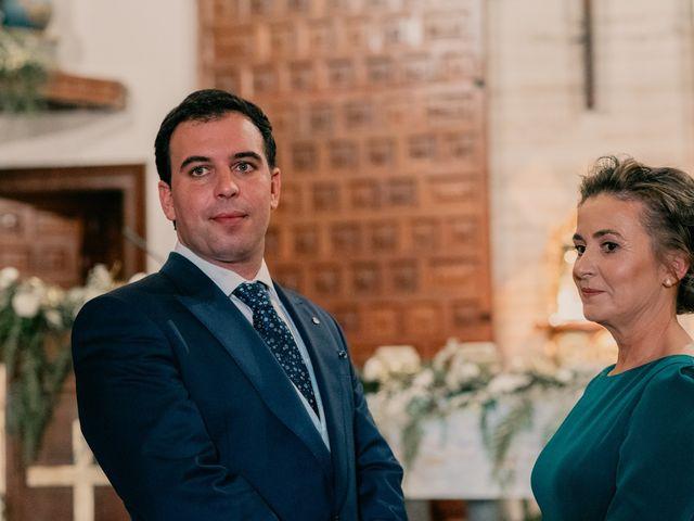 La boda de Ismael y Ana en Villarrubia De Los Ojos, Ciudad Real 53
