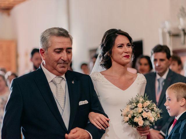 La boda de Ismael y Ana en Villarrubia De Los Ojos, Ciudad Real 56