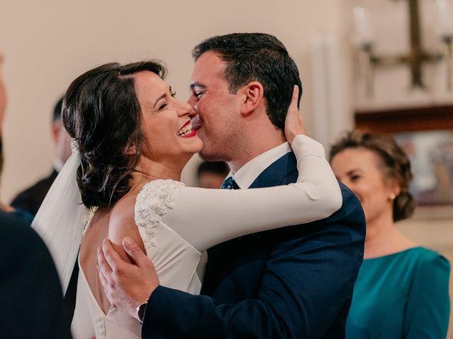 La boda de Ismael y Ana en Villarrubia De Los Ojos, Ciudad Real 57