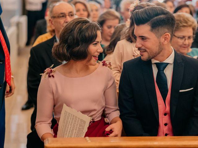 La boda de Ismael y Ana en Villarrubia De Los Ojos, Ciudad Real 58