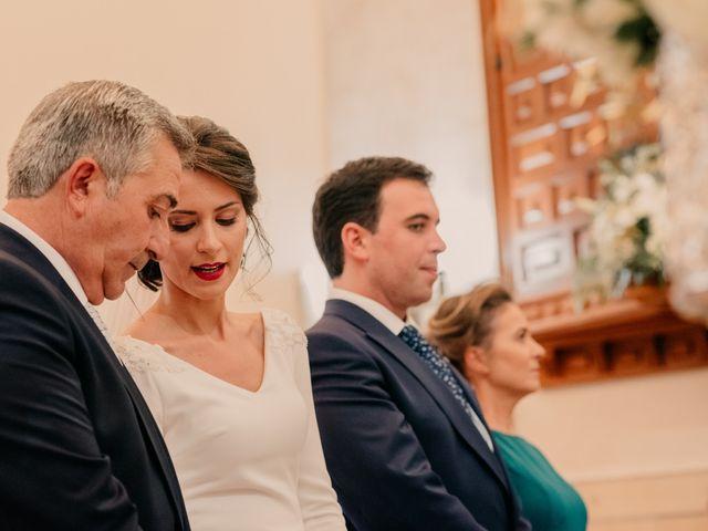La boda de Ismael y Ana en Villarrubia De Los Ojos, Ciudad Real 60