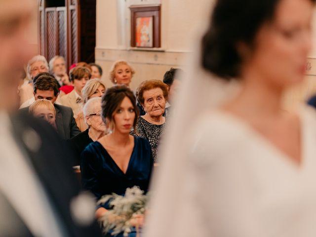 La boda de Ismael y Ana en Villarrubia De Los Ojos, Ciudad Real 61