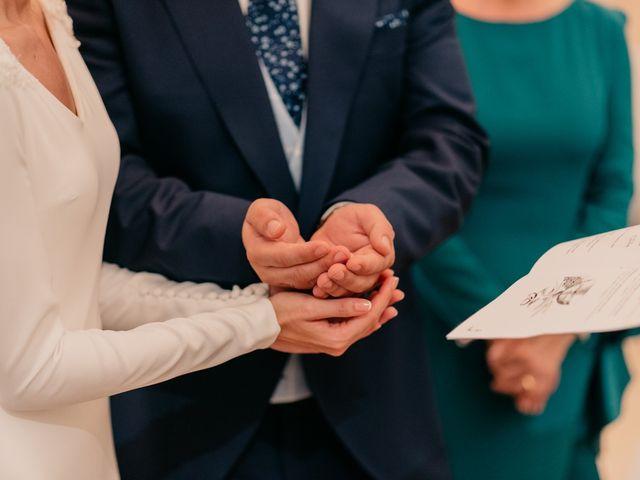 La boda de Ismael y Ana en Villarrubia De Los Ojos, Ciudad Real 63