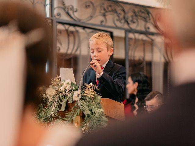 La boda de Ismael y Ana en Villarrubia De Los Ojos, Ciudad Real 64