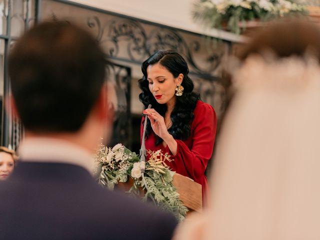 La boda de Ismael y Ana en Villarrubia De Los Ojos, Ciudad Real 66