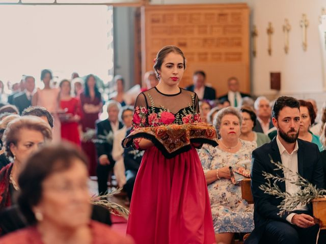 La boda de Ismael y Ana en Villarrubia De Los Ojos, Ciudad Real 69
