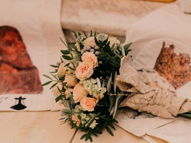 La boda de Ismael y Ana en Villarrubia De Los Ojos, Ciudad Real 70