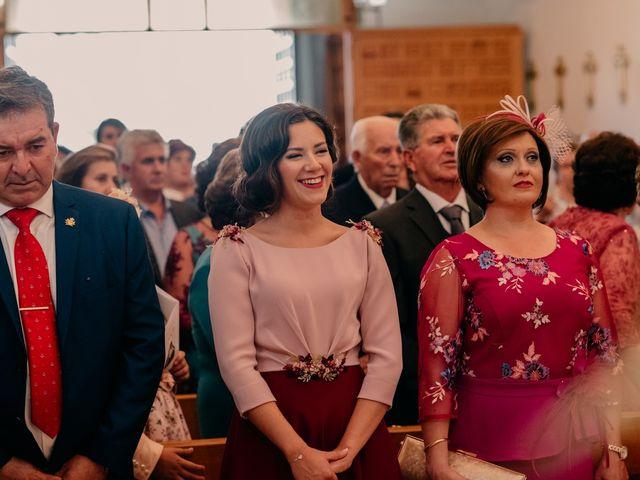 La boda de Ismael y Ana en Villarrubia De Los Ojos, Ciudad Real 73