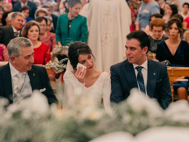 La boda de Ismael y Ana en Villarrubia De Los Ojos, Ciudad Real 74
