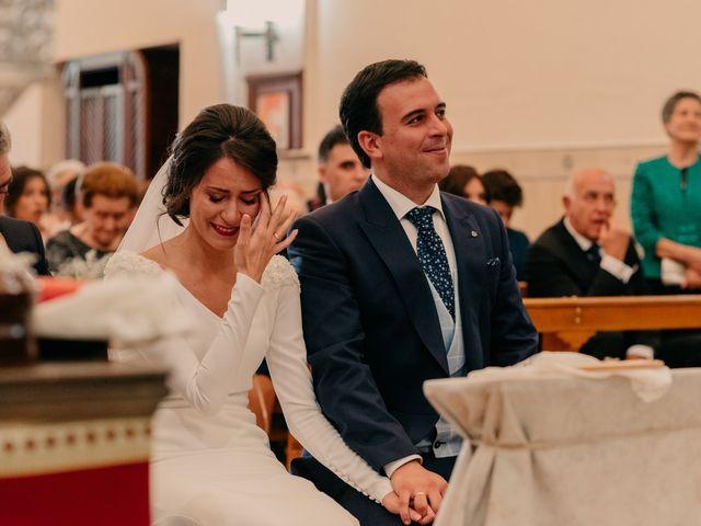 La boda de Ismael y Ana en Villarrubia De Los Ojos, Ciudad Real 75