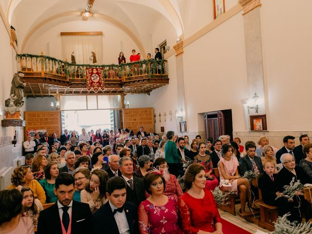 La boda de Ismael y Ana en Villarrubia De Los Ojos, Ciudad Real 78