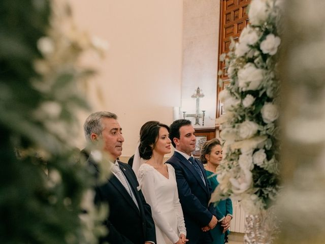 La boda de Ismael y Ana en Villarrubia De Los Ojos, Ciudad Real 79
