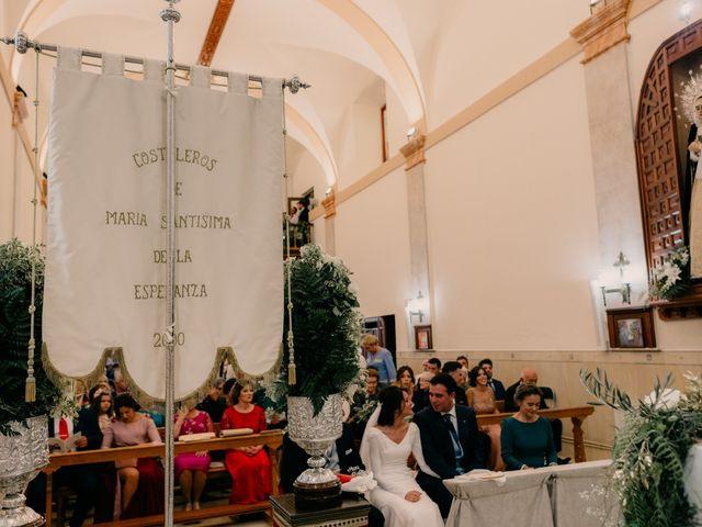 La boda de Ismael y Ana en Villarrubia De Los Ojos, Ciudad Real 81