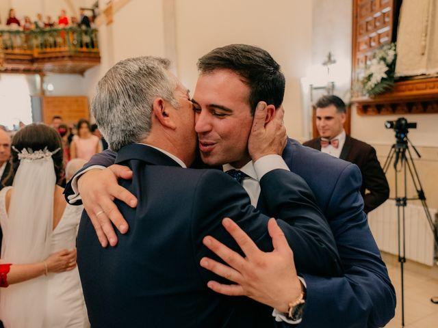 La boda de Ismael y Ana en Villarrubia De Los Ojos, Ciudad Real 82