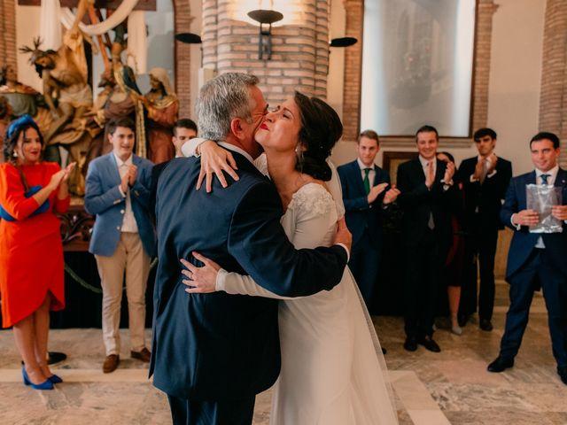 La boda de Ismael y Ana en Villarrubia De Los Ojos, Ciudad Real 85