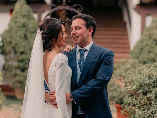La boda de Ismael y Ana en Villarrubia De Los Ojos, Ciudad Real 86