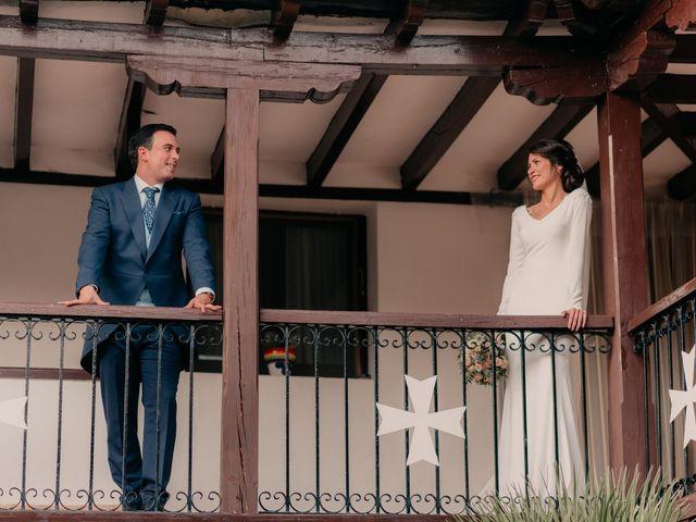 La boda de Ismael y Ana en Villarrubia De Los Ojos, Ciudad Real 87