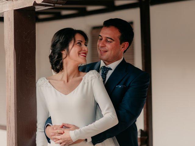 La boda de Ismael y Ana en Villarrubia De Los Ojos, Ciudad Real 88
