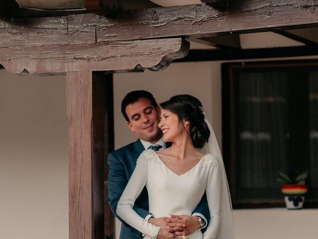 La boda de Ismael y Ana en Villarrubia De Los Ojos, Ciudad Real 89