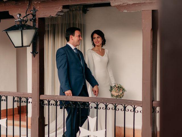 La boda de Ismael y Ana en Villarrubia De Los Ojos, Ciudad Real 90